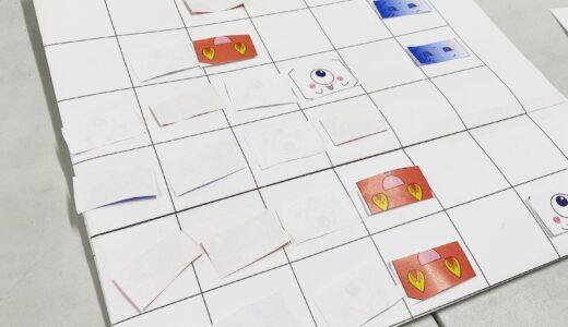 将棋xオセロの頭脳ボードゲーム「ぎセロ」試作品完成!